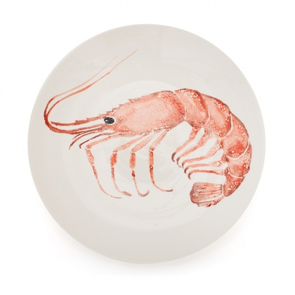 Serving Bowl Prawn: click to enlarge
