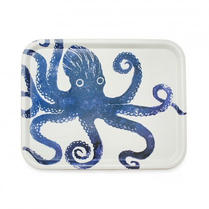 Tray Large Octopus: click to enlarge