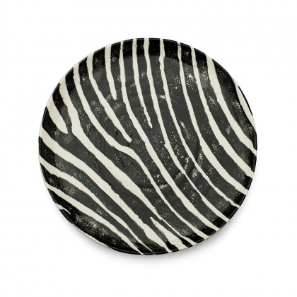 Platter Zebra: click to enlarge