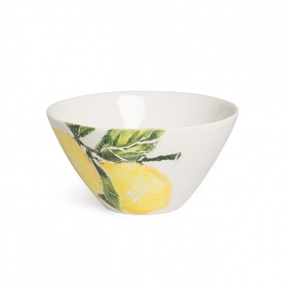 Soup Bowl Lemon: click to enlarge