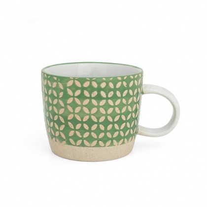 Mug Diamond Green: click to enlarge