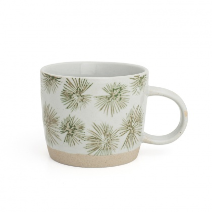 Mug Palm Green: click to enlarge