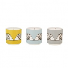 Scion Spike Candles Set/3