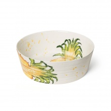 Pineapple Salad Bowl Tapered