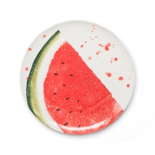 Salad Plate Water Melon