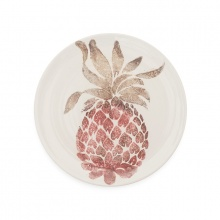 Side Plate Pineapple