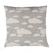 Rainy Day Cushion Grey