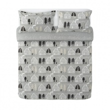 Log Cabin Bedding