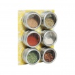 Spice Rack Palm Yellow