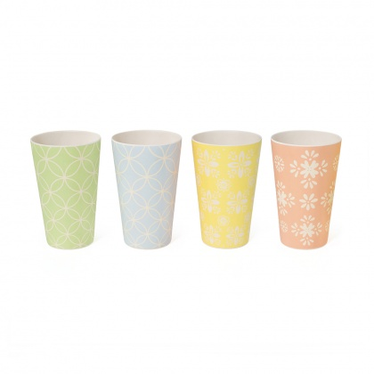 Bamboo Tumblers set /4: click to enlarge