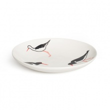 Large Dish Oyster Catcher