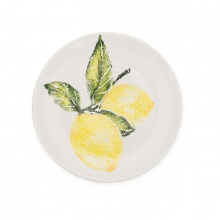 Side Plate Lemon