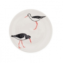 Side Plate Oyster Catcher