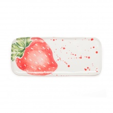 Strawberry Narrow Tray Medium