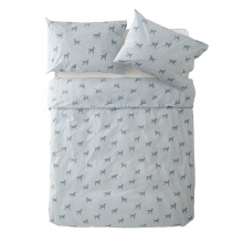 Labrador Bedding Blue