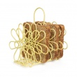 Toast/Letter Rack Yellow